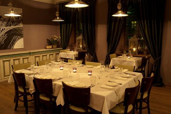 Ресторан Кухня - фотография 35