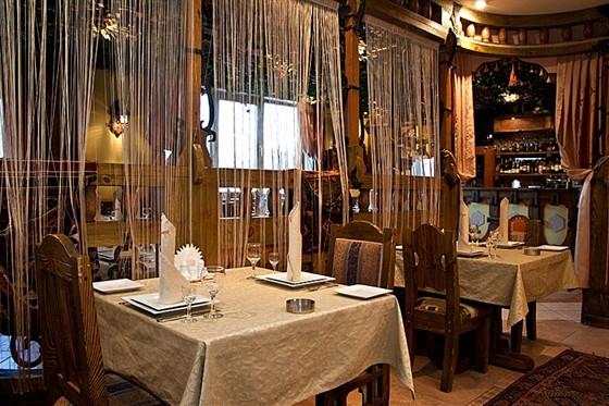 Ресторан Жажда вкуса - фотография 29 -  Зал. 2-й этаж