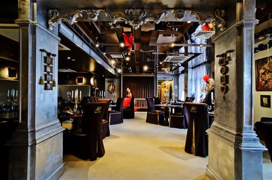 Ресторан Haute Couture  - фотография 23 - Зал 2
