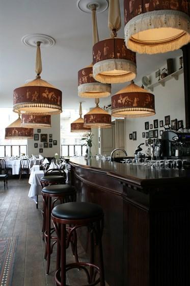 Ресторан Шаляпин - фотография 12