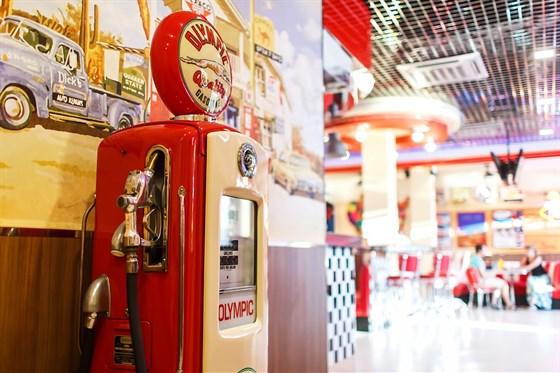 Ресторан Route 66 - фотография 3