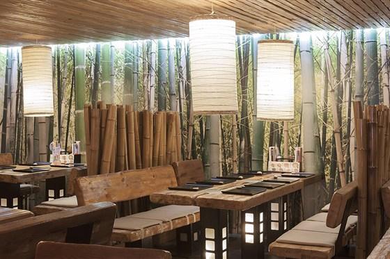 Ресторан Тануки - фотография 2