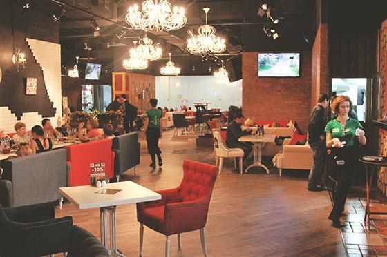 Ресторан The Дом - фотография 8