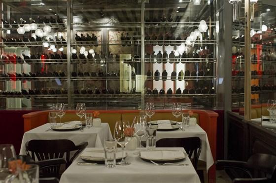 Ресторан Brasserie Мост - фотография 32