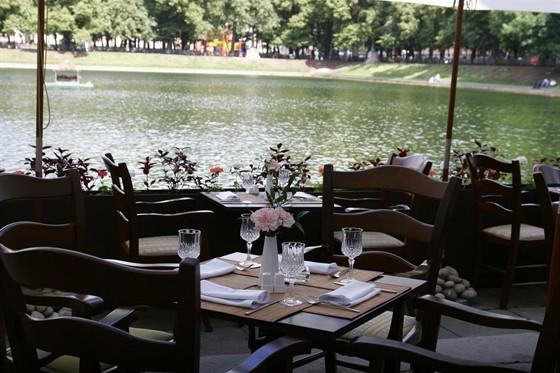 Ресторан Павильон - фотография 26