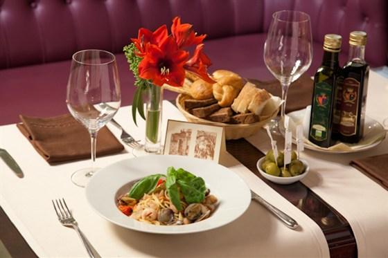 Ресторан L'altro Bosco Café - фотография 25