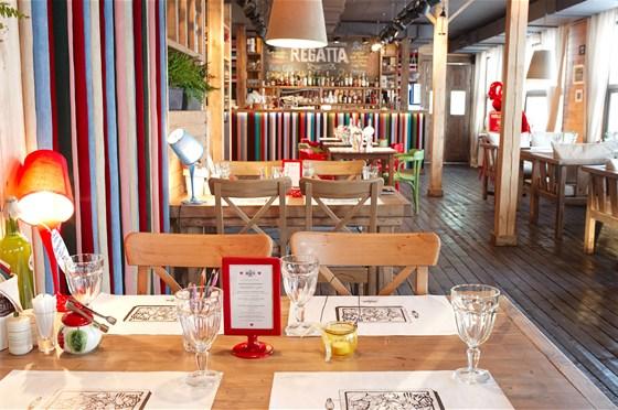 Ресторан Regatta - фотография 5