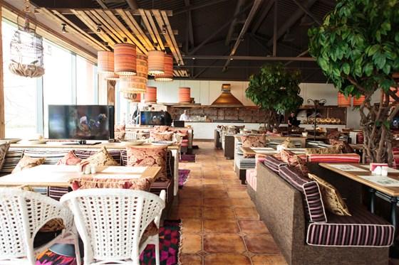 Ресторан Бахрома №1 - фотография 2