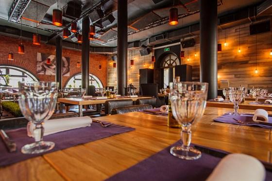 Ресторан Твербуль - фотография 1