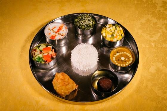 Ресторан Тандур - фотография 13 - Традиционный индийский обед - Тали Саншайн