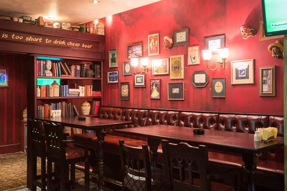 Ресторан Drunken Duck Pub - фотография 6