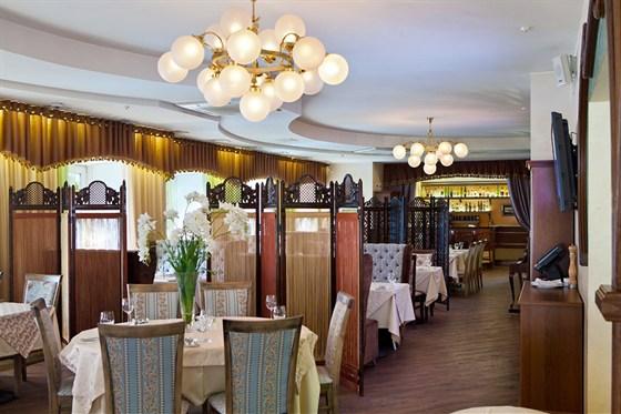 Ресторан Неглинный верх Café & Grill - фотография 7