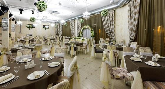 Ресторан Артишок - фотография 17 - Банкетный зал.