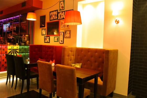 Ресторан Amsterdam - фотография 4