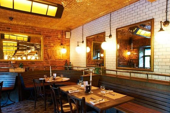 Ресторан Beeftro - фотография 16