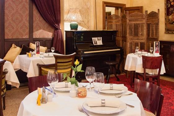 Ресторан Five o'clock - фотография 12