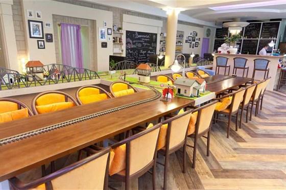 Ресторан Вокс-холл - фотография 6