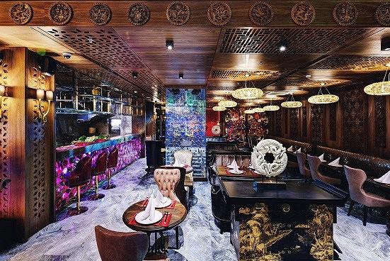 Ресторан Soluxe Club - фотография 1