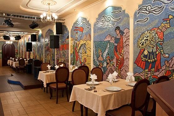 Ресторан Хамса - фотография 19