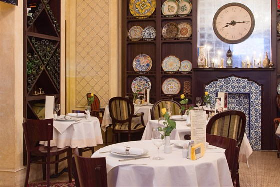 Ресторан Five o'clock - фотография 11