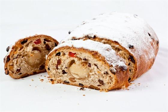 Ресторан Орлоффский хлеб - фотография 8 - рождественский Штоллен