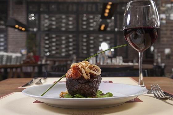 Ресторан Montalto - фотография 2 - Тендерлойн