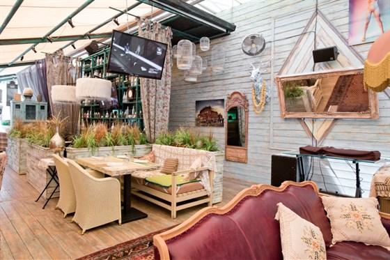 Ресторан Premier Terrace by Bocconcino - фотография 4
