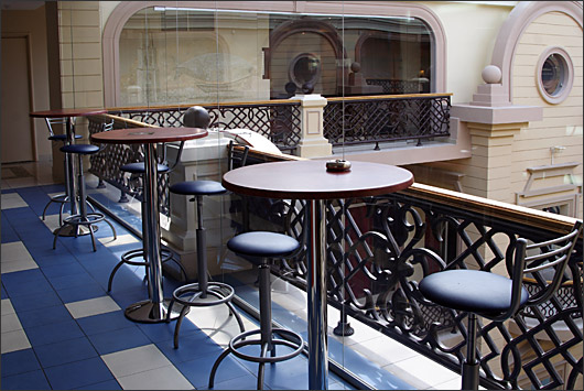 Ресторан Дирижабль - фотография 10