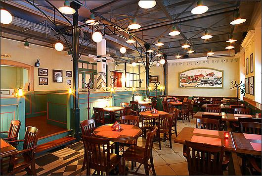 Ресторан Горожанин - фотография 1