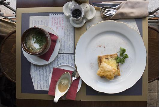 Ресторан У Покровских Ворот - фотография 4