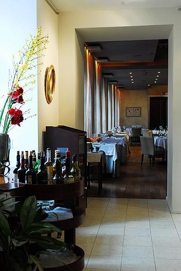 Ресторан Carre Blanc - фотография 9