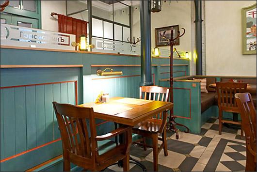 Ресторан Горожанин - фотография 11