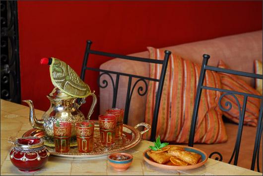 Ресторан Марокана - фотография 23