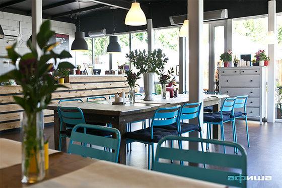 Ресторан Парк-экспресс - фотография 12