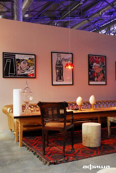 Ресторан Гараж - фотография 7