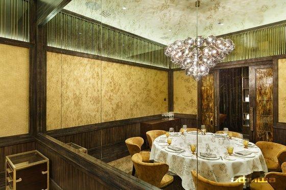 Ресторан Il lago dei cigni - фотография 28
