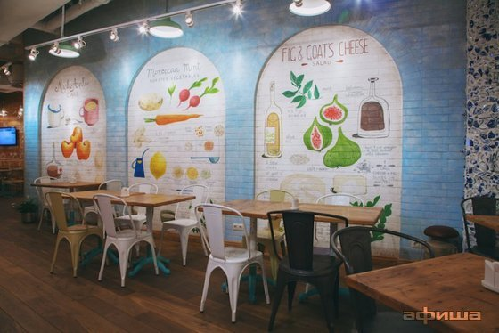 Ресторан Obed Bufet - фотография 13