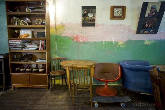 Ресторан Место - фотография 8