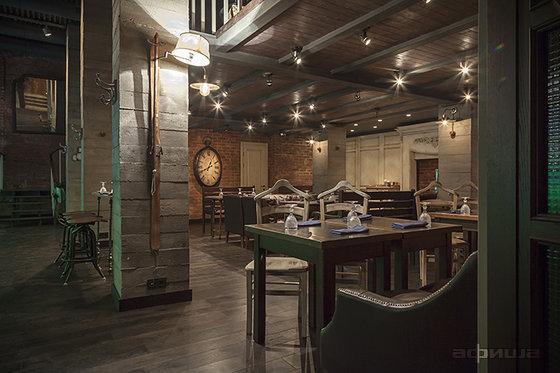 Ресторан Никуда не едем - фотография 17