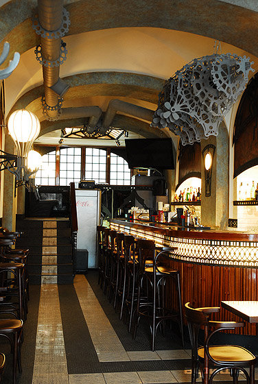 Ресторан Lilienthal - фотография 5