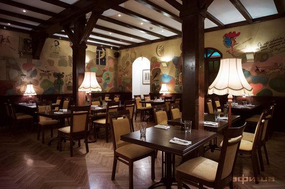 Ресторан Ц.Д.Л. - фотография 11