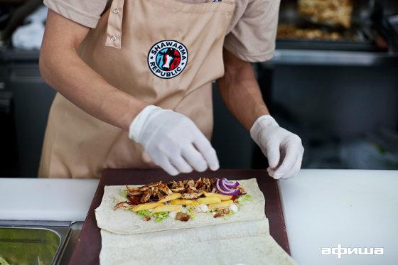 Ресторан Shawarma Republic - фотография 9