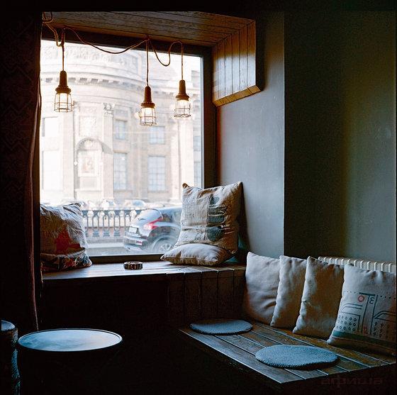 Ресторан Свитер с оленями - фотография 2