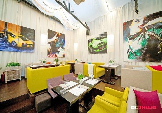 Ресторан Шатер - фотография 6