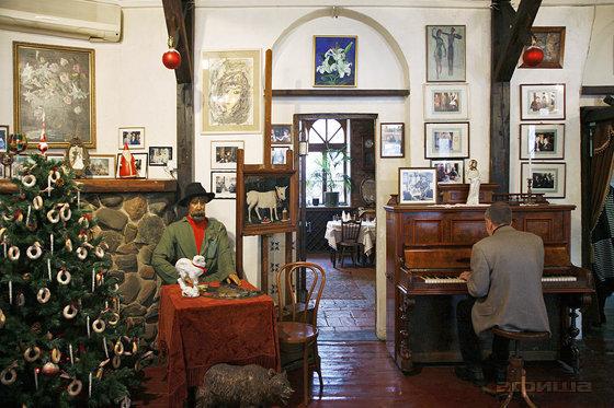 Ресторан У Пиросмани - фотография 5