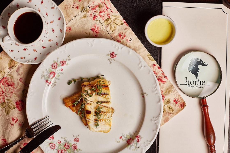 Ресторан Bistrot de Luxe Home - фотография 14