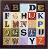 Буква, слово, текст в искусстве