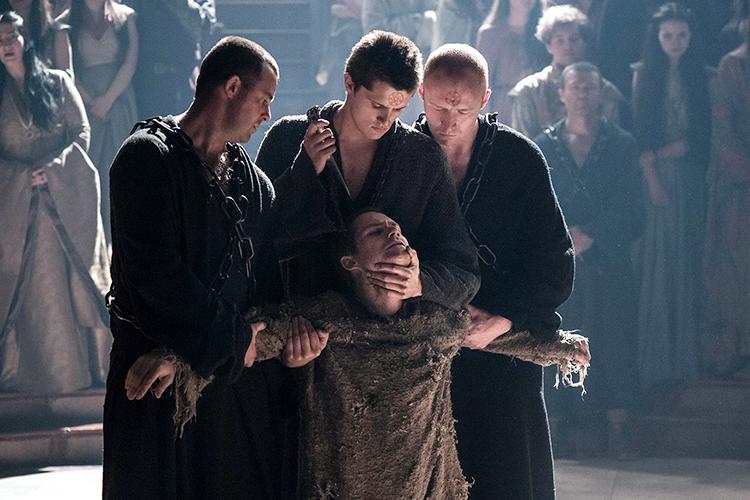 «Игра престолов» завершится после седьмого сезона