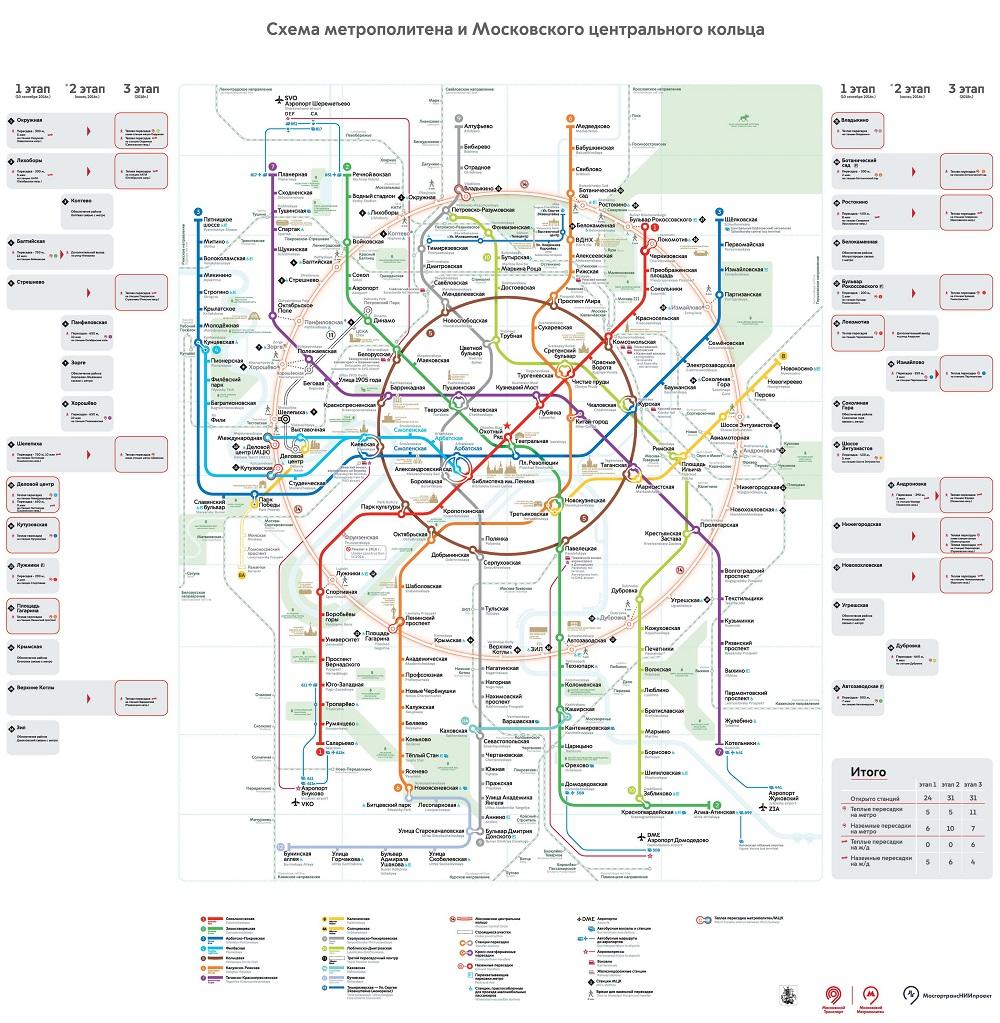 Поезда схемы движения