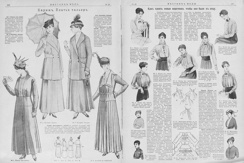 147a31b317a0 О чем писали женские журналы сто лет назад - Афиша Daily